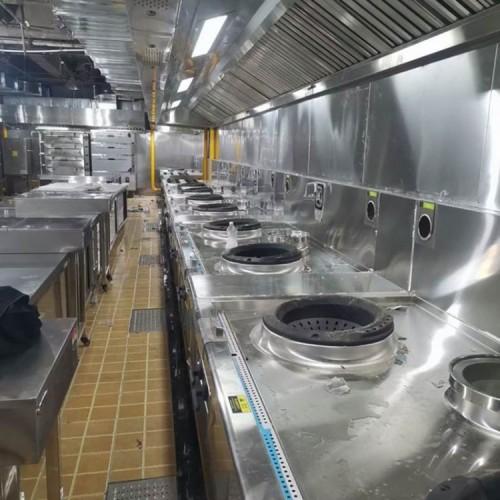 北京不锈钢厨房设备厂家整体厨房定做安装