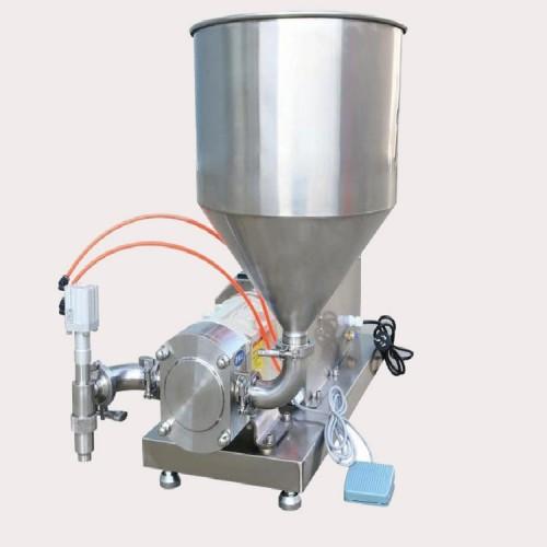 沈阳北腾 生产乳油灌装机 番茄酱灌装机 调味料灌装机